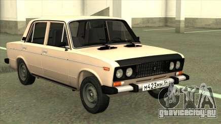 ВАЗ 2106 Сток Оригинал для GTA San Andreas