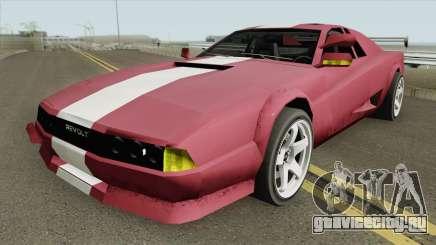 Cheetah Revolt IVF для GTA San Andreas