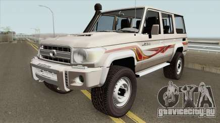 Toyota Land Cruiser LC76 V1 для GTA San Andreas