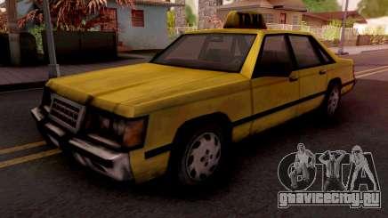 Taxi GTA VC для GTA San Andreas