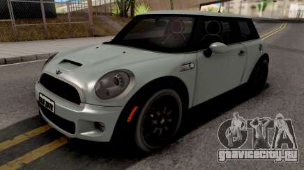 Mini Cooper John Cooper Works (Stock) для GTA San Andreas
