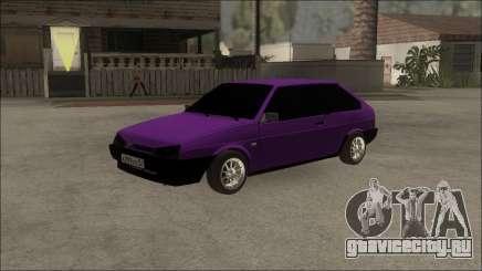 VAZ 2108 Bad Boy для GTA San Andreas