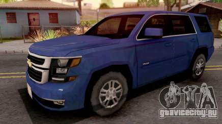 Chevrolet Tahoe 2015 SA Style для GTA San Andreas