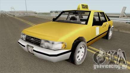 Taxi GTA III для GTA San Andreas