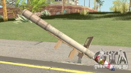 Firework Launcher GTA V для GTA San Andreas