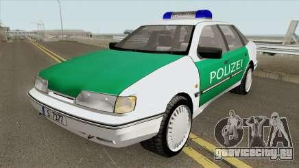 Ford Scorpio German Police для GTA San Andreas