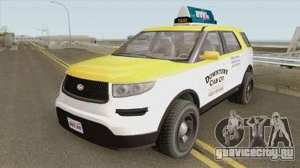 Vapid Scout Taxi V3 GTA V для GTA San Andreas
