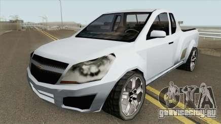 Chevrolet Montana (SA Style) для GTA San Andreas