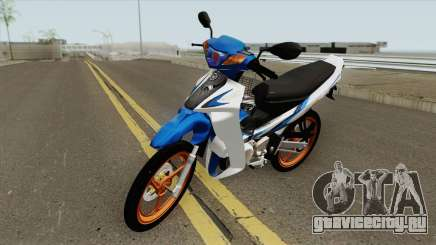 Yamaha 125z Full STD v2 для GTA San Andreas