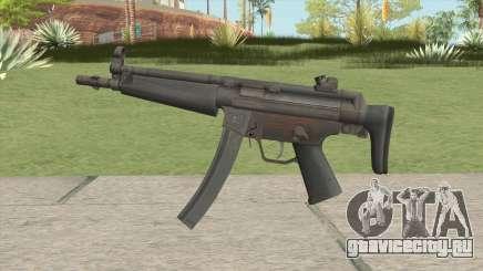 MP5 High Quality для GTA San Andreas