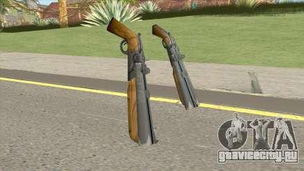 Sawnoff Shotgun (Fortnite) для GTA San Andreas