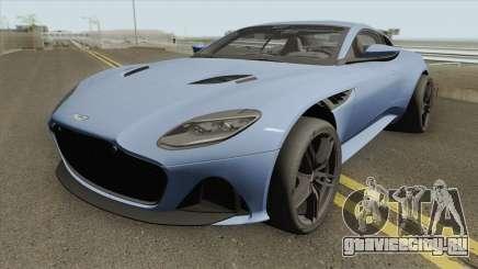 Aston Martin DBS Superleggera 2019 для GTA San Andreas