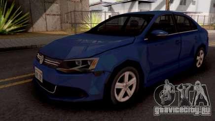 Volkswagen Jetta 2014 SA Style для GTA San Andreas