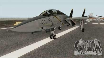 F-14 Tomcat Improved для GTA San Andreas