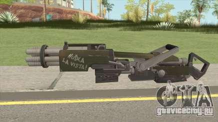 Minigun (Fortnite) для GTA San Andreas