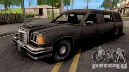 Romero Hearse GTA VC для GTA San Andreas