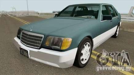 Mercedes-Benz S-Class W140 (US-Spec) для GTA San Andreas