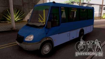 ГалАЗ-3207 для GTA San Andreas