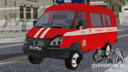 ГАЗель 33023 СПТ для GTA San Andreas
