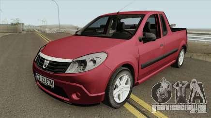 Dacia Sandero Pickup для GTA San Andreas