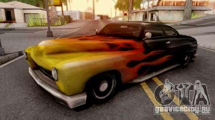 Cuban Hermes GTA VC для GTA San Andreas