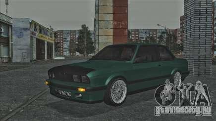 BMW E30 Modified для GTA San Andreas