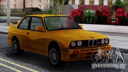 BMW M3 E30 Sport Evolution 1986 для GTA San Andreas