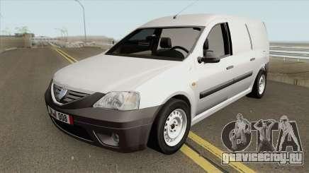 Dacia Logan Mcv Van 2007 для GTA San Andreas