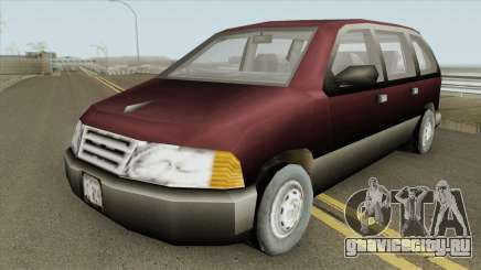 Blista GTA III для GTA San Andreas