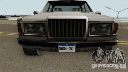 Mercosul Plates для GTA San Andreas
