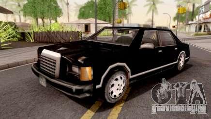 FBI Wahsington GTA VC для GTA San Andreas