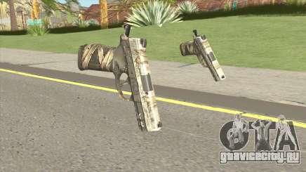 CSO FNP-45 Battle для GTA San Andreas