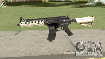 M4 (High Quality) для GTA San Andreas