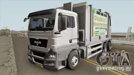 MAN TGS 18.320 Garbage Truck (Philippines) для GTA San Andreas