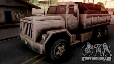 Flatbed GTA VC для GTA San Andreas