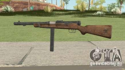 Beretta Mab-38A (Sniper Elite 4) для GTA San Andreas