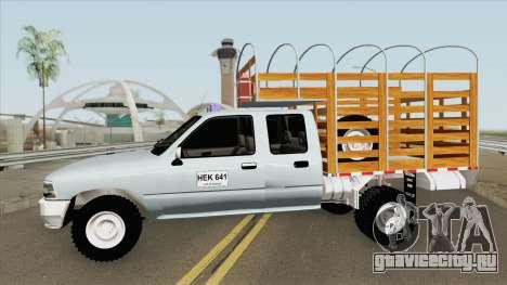 Toyota Hilux Con Estacas для GTA San Andreas
