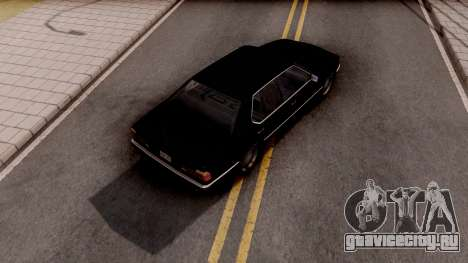 Ubermacht Oracle 1992 для GTA San Andreas