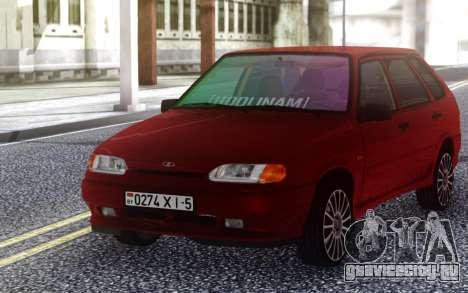 Lada Samara для GTA San Andreas