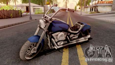 Freeway GTA VC Xbox для GTA San Andreas