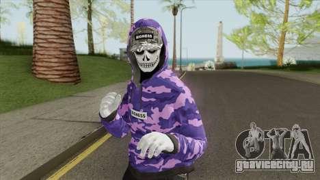 New Random Skin для GTA San Andreas