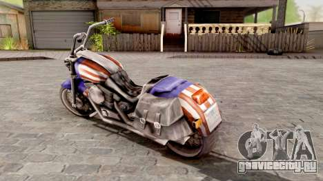 Angel GTA VC Xbox для GTA San Andreas
