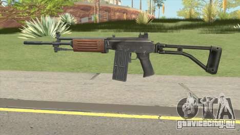 Galil 308 Assault Rifle для GTA San Andreas