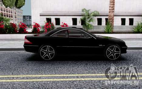 Mercedes-Benz CL 65 AMG W215 для GTA San Andreas