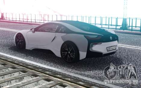 BMW i8 2019 для GTA San Andreas