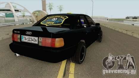 Audi 100 (Sarajevo Taxi) для GTA San Andreas