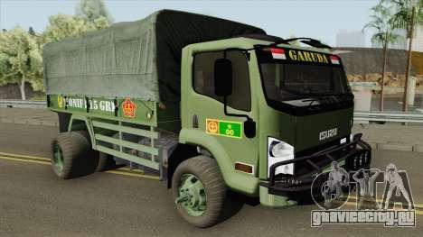 Isuzu Truck (Army) для GTA San Andreas