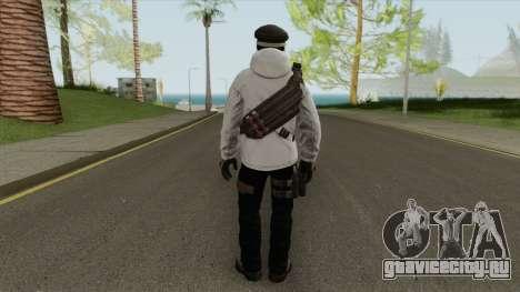 Arctic Leet Skin V1 (Counter-Strike Online 2) для GTA San Andreas