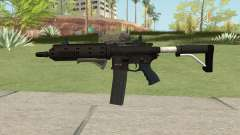 Carbine Rifle GTA V Extended (Grip, Tactical) для GTA San Andreas