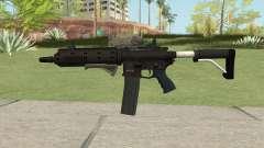 Carbine Rifle GTA V Extended (Grip, Tactical) для GTA San Andreas